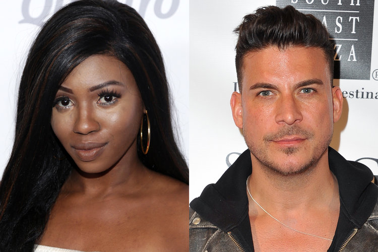 Faith Stowers Jax Taylor