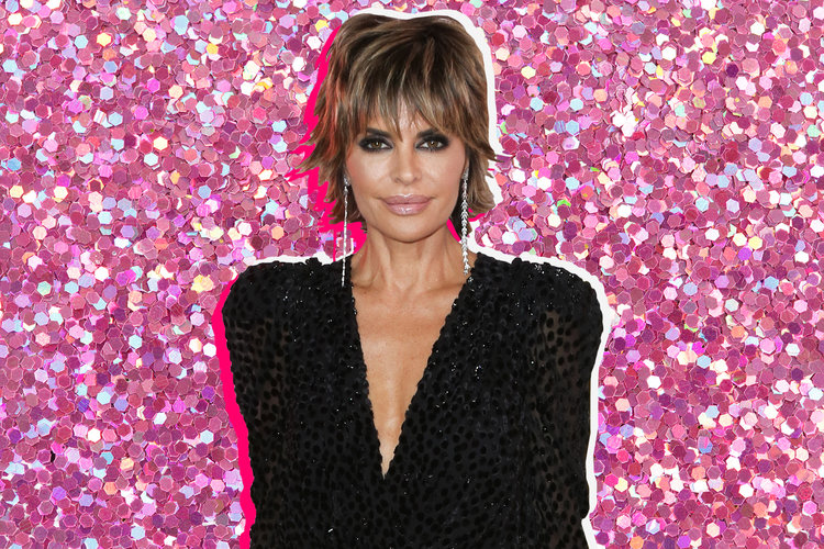 Lookbook Lisa Rinna Hair