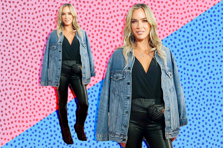 Lookbook Teddi Mellencamp Promote