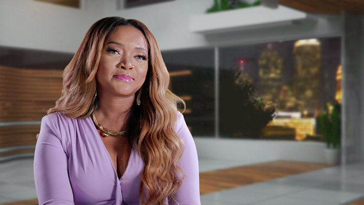 Married To Medicine Interview Outfits Mariah 2