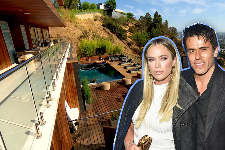 Teddi Mellencamp Edwin Home Baby Room