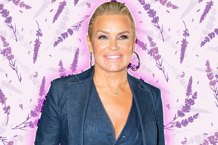 Yolanda Hadid Farmhouse Dinner