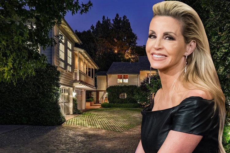 Camille Grammer New Home