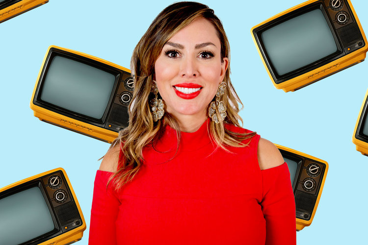 Kelly Dodd Tv Dinner Promote