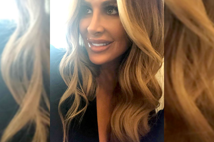 Kim Zolciak Biermann Beach