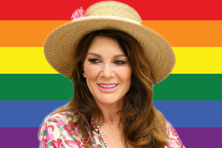 Lisa Vanderpump Pride