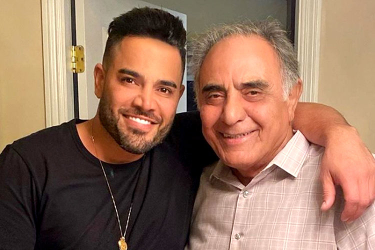 Mike Shouhed Father