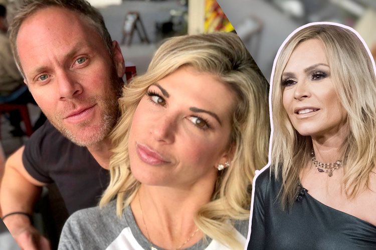 Tamra Judge Alexis Bellino Bf
