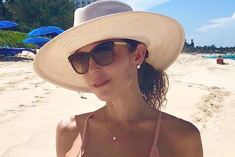 Bethenny Frankel Bryn Daughter Vacation