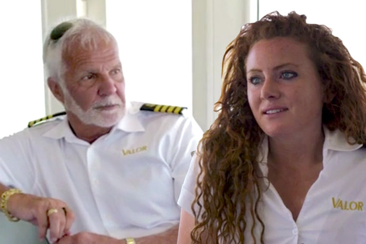 Captain Lee Abbi Murphy Below Deck