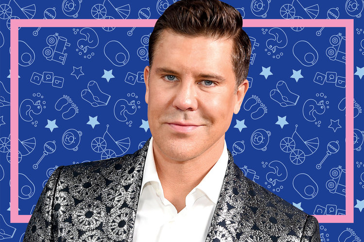 Fredrik Eklund Son Twins Nursery