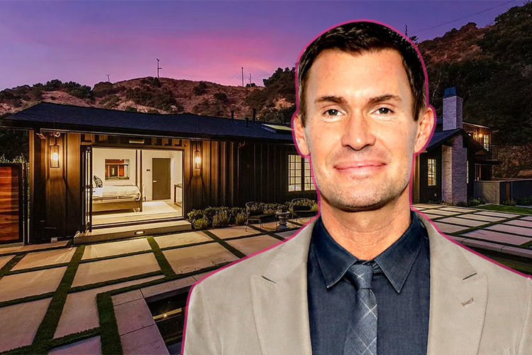 Jeff Lewis Beverly Hills Home Promote