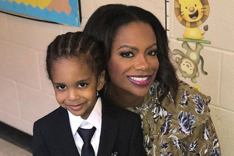Kandi Burruss Ace Rhoa House