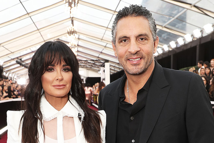 Kyle Richards Mauricio Umansky The Agency