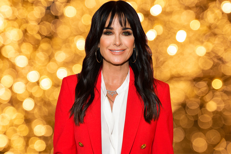 Kyle Richards Rhobh Christmas Decor