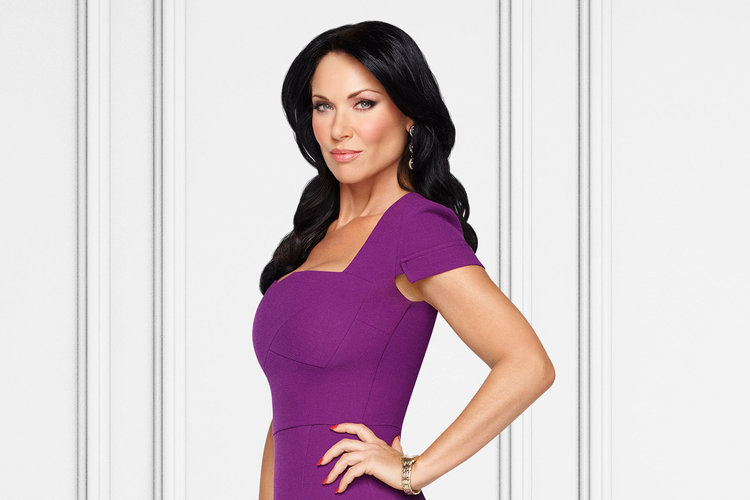 Leeanne Locken Rhod Season 1