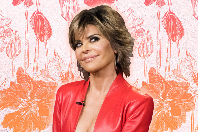 Lisa Rinna Long Hair