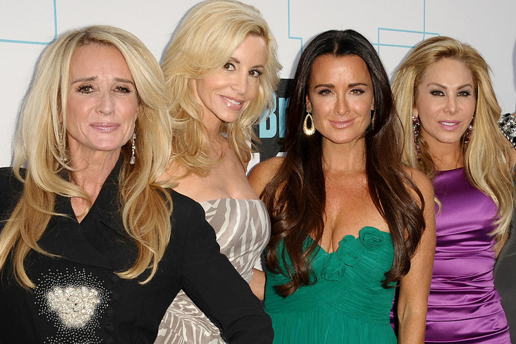 Rhobh Original Cast Kyle Richards