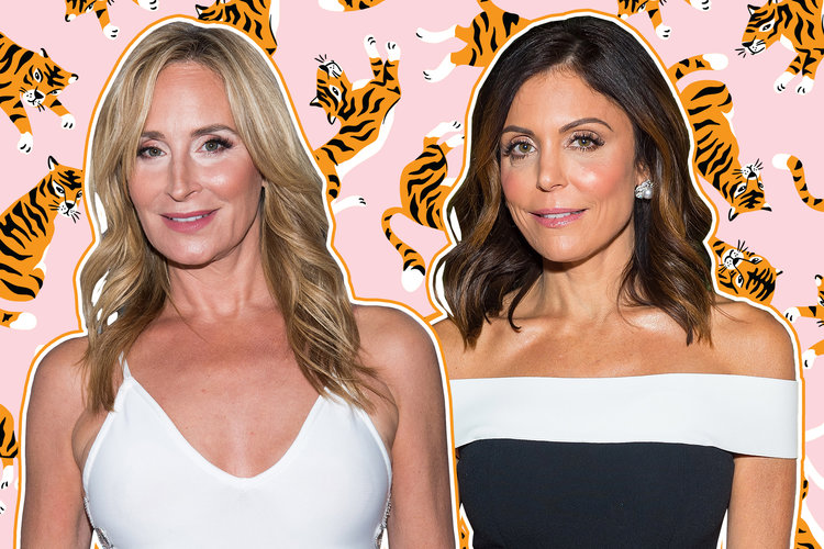 Sonja Morgan Bethenny Frankel Armoire