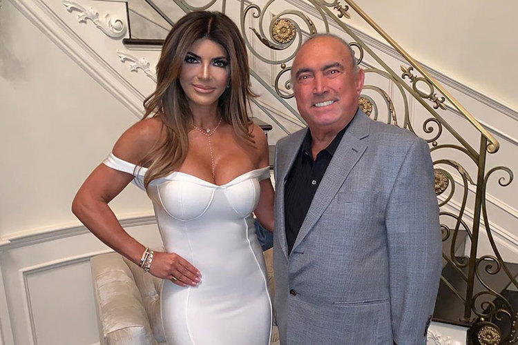 Teresa Giudice Father Hospital Sick