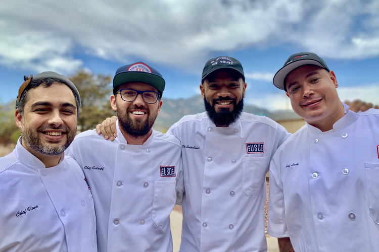 Top Chef Uso Promote