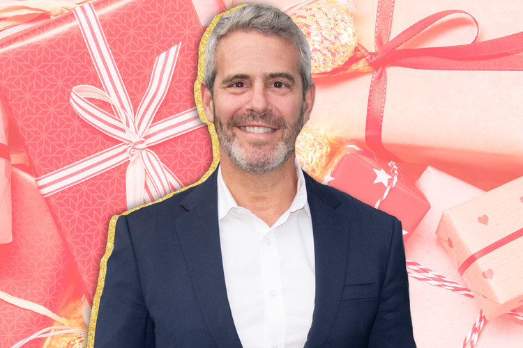 Andy Cohen Christmas Gifts Holidays