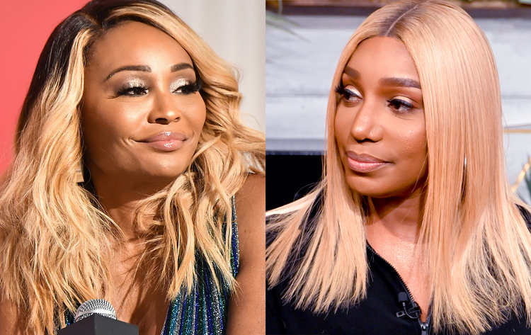 Cynthia Bailey Nene Leakes Friendship