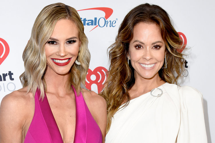 Meghan King Edmonds Brooke Burke