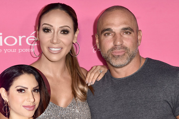 Melissa Joe Gorga Jennifer Aydin