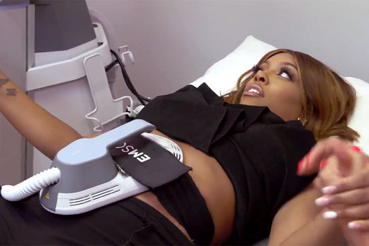 Porsha Stewart Rhoa Abs Body Workout 01