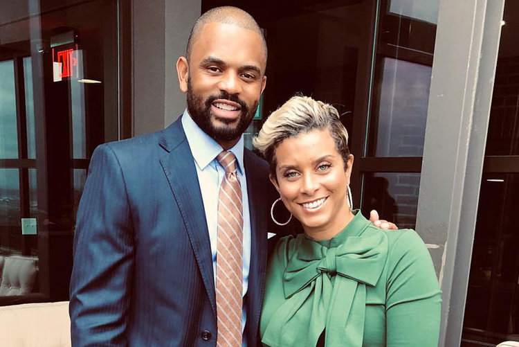 Robyn Juan Dixon Engaged