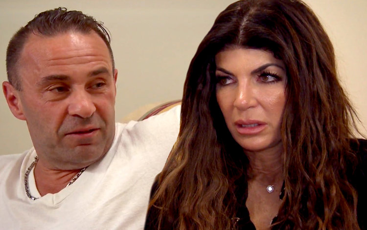 Teresa Joe Giudice Separation Relationship