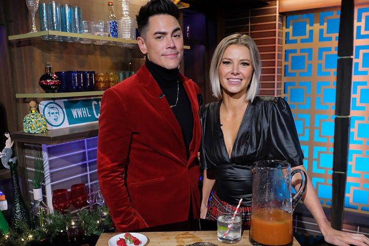 Tom Sandoval Ariana Madix Holiday Hosting