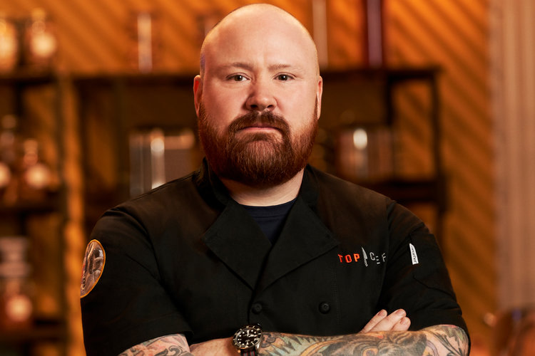 Top Chef Kevin Gillespie Cancer