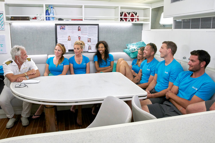 Below Deck Season 7 Reunion