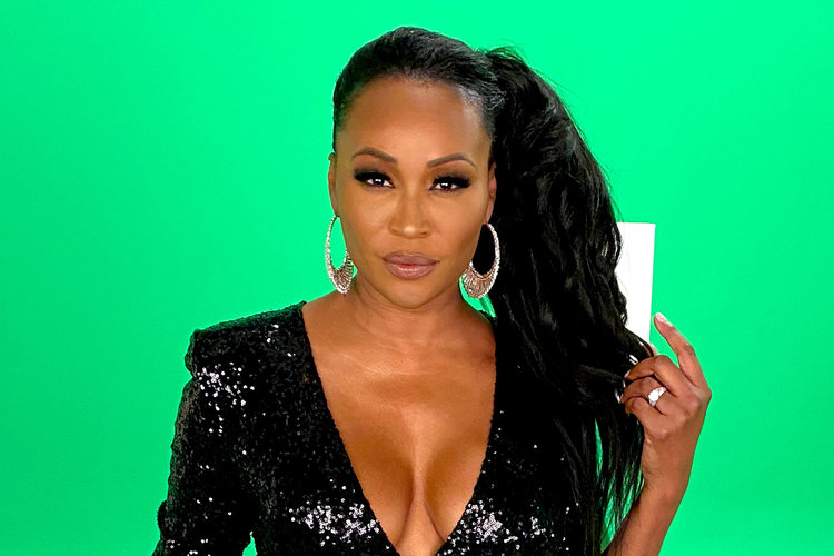 Cynthia Bailey Rhoa Aftershow