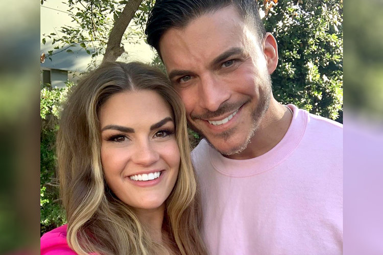 Jax Taylor Brittany Cartwright Dog