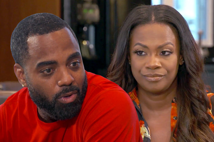 Kandi Burruss Marriage Issues Rhoa