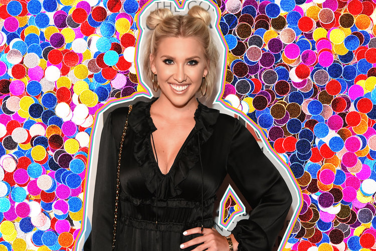 Lookbook Savannah Chrisley Er Promote