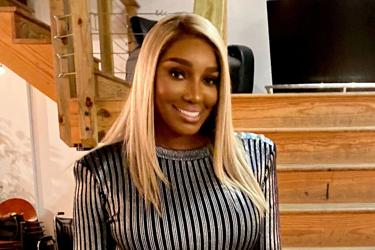 Nene Leakes Rhoa Aftershow Look