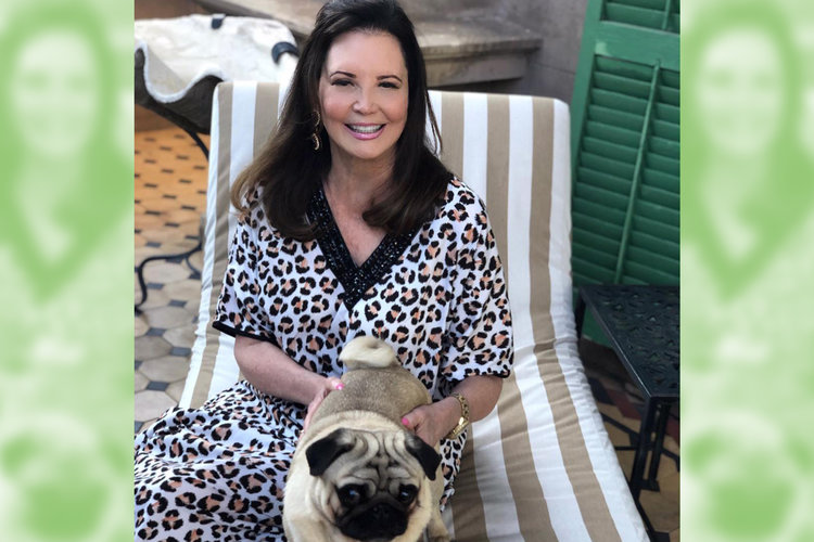 Patricia Altschul Southern Charm Pug