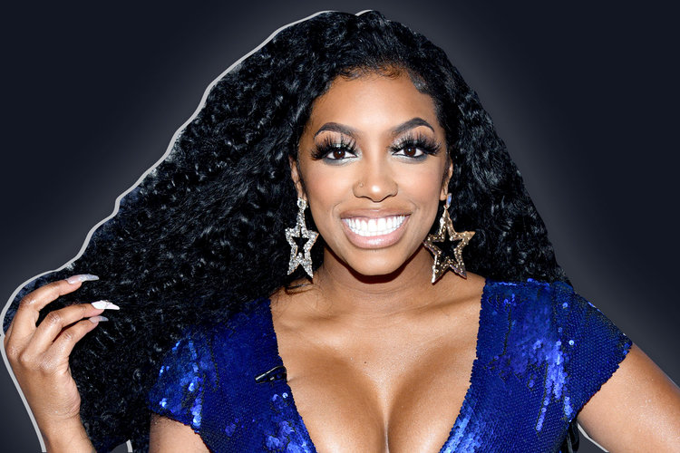 Porsha Williams Rhoa Eye Color