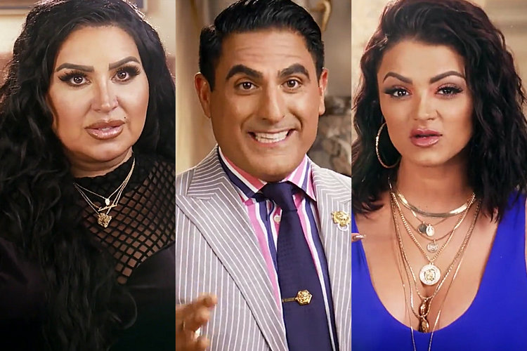 Shahs Of Sunset Season 8 Interview Looks
