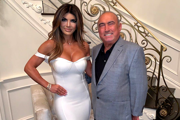 Teresa Giudice Father Nono Profession