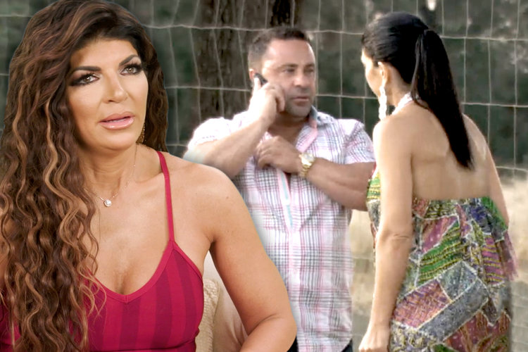 Teresa Giudice Joe Napa Comment