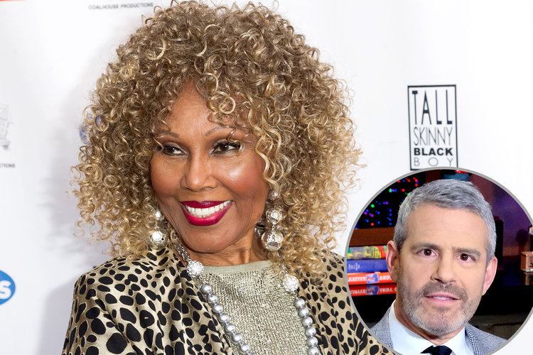 Andy Cohen Janet Dubois Memorial