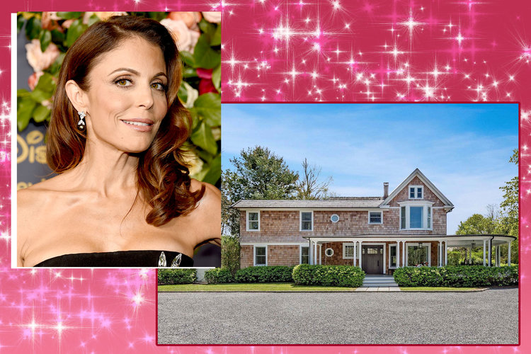 Bethenny Frankel Hamptons House Flip