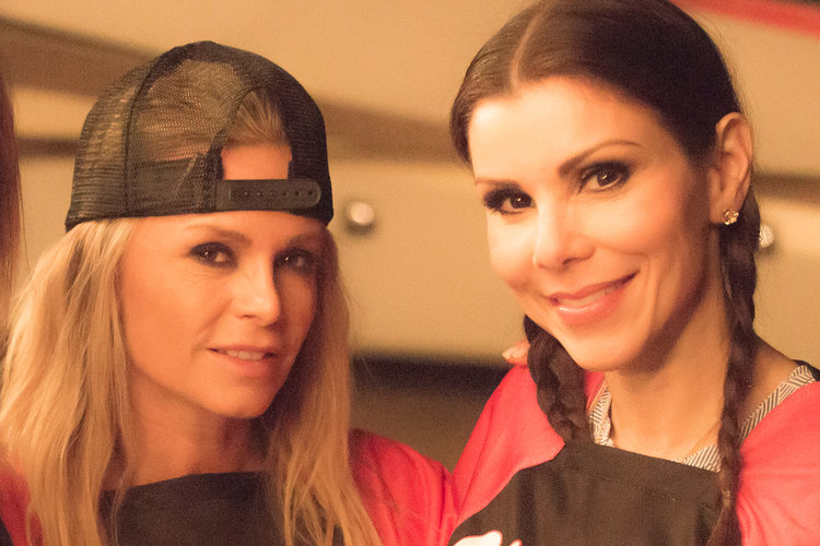 Heather Dubrow Tamra Judge Simon Cancer Battle