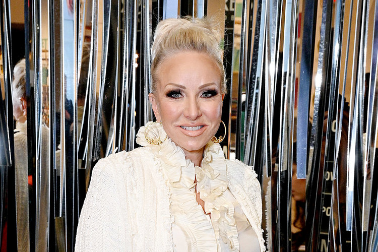 Margaret Josephs Rhonj Fake Teeth