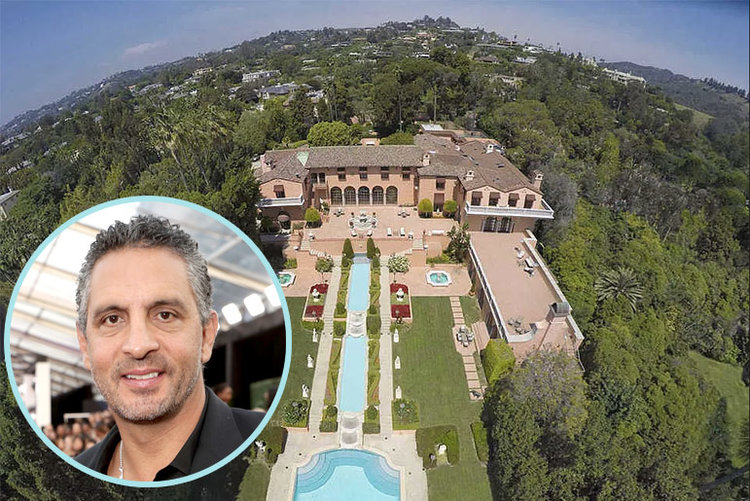 Mauricio Umansky Godfather Bodyguard House